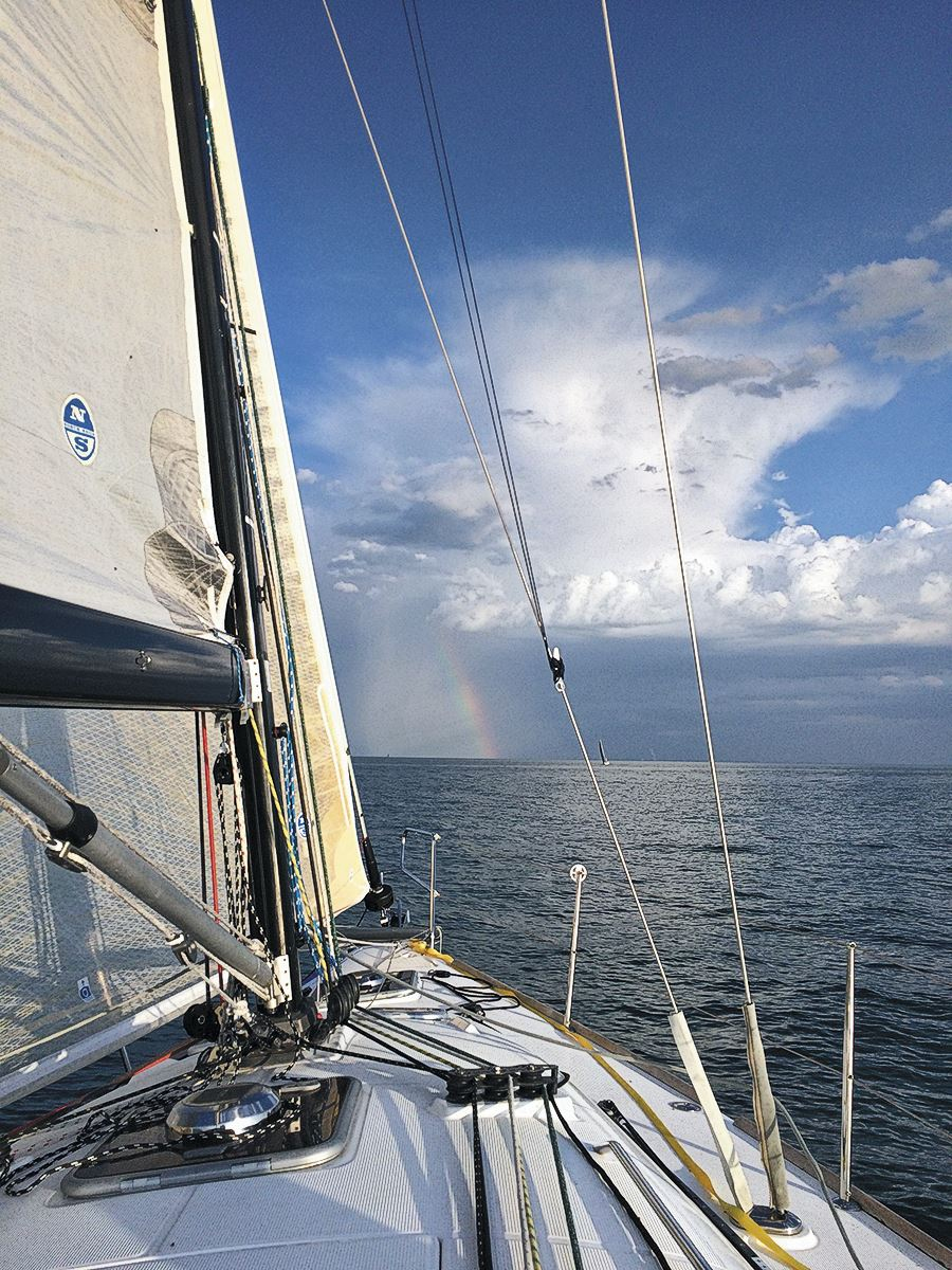 Sailing The Great Lakes: Solo