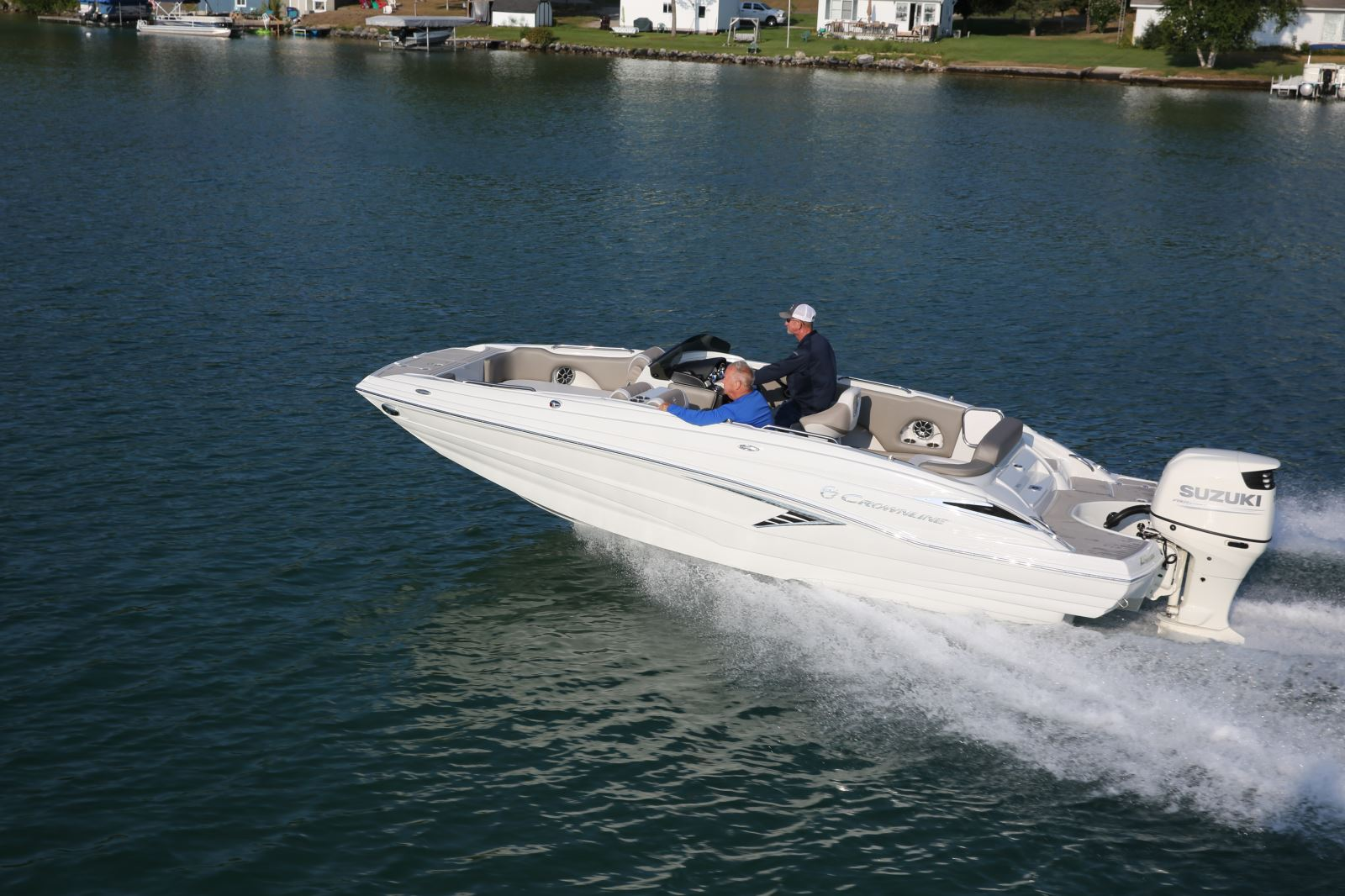 Crownline Boats Continues to Add to New Product Arsenal for