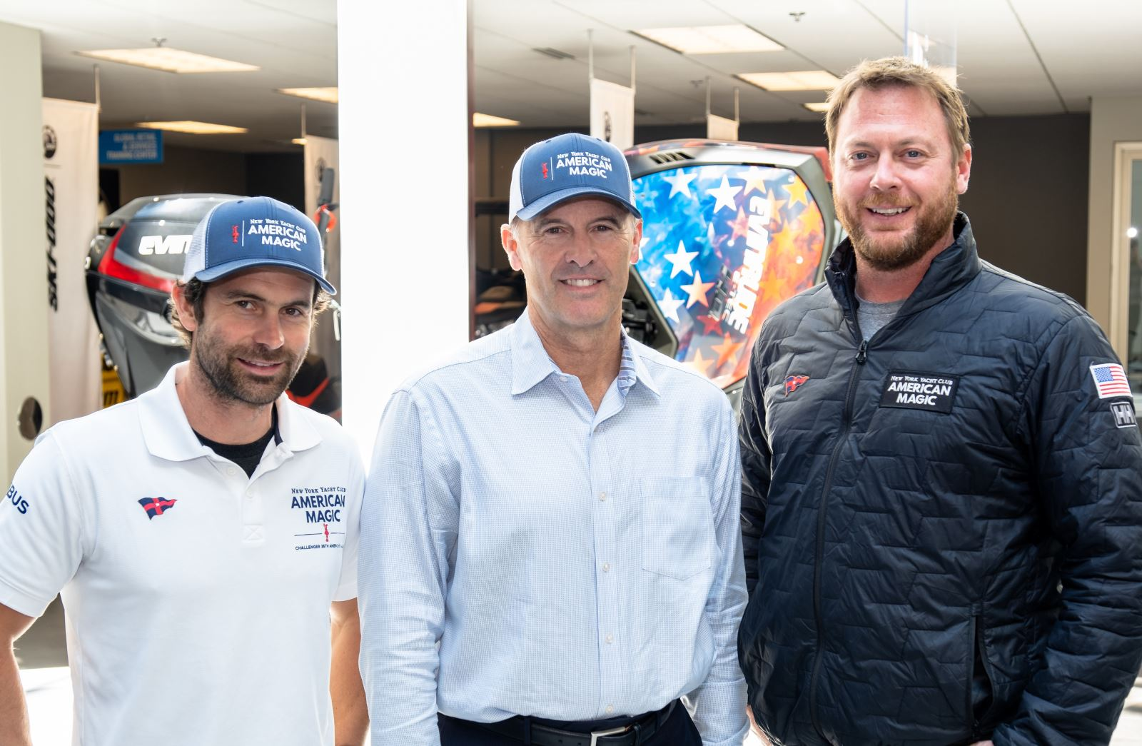 Evinrude Named Official Engine Supplier of American Magic
