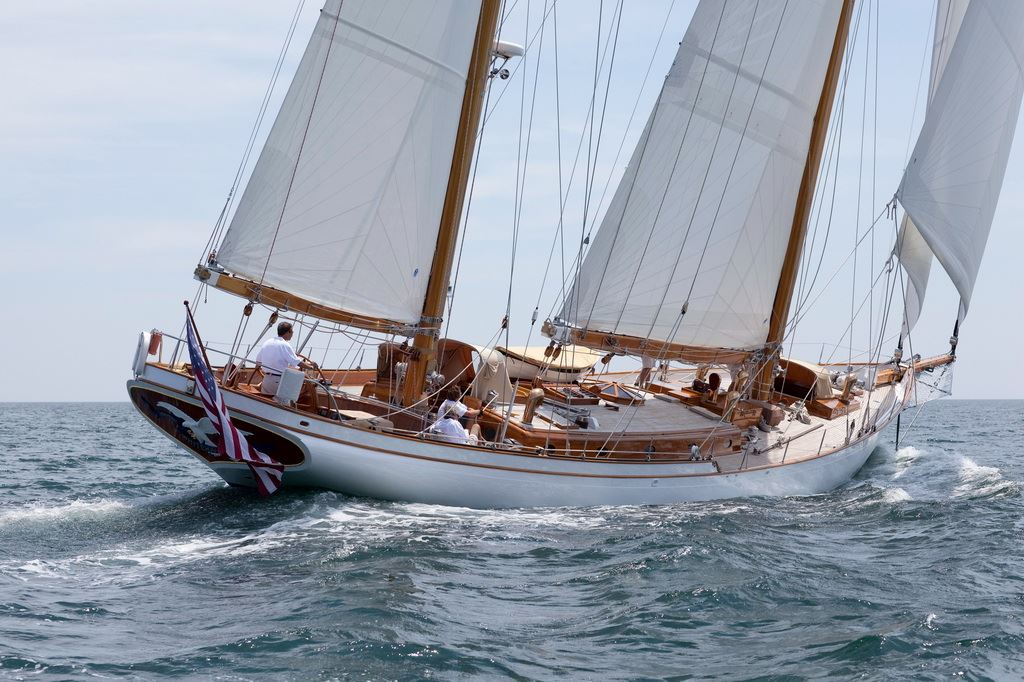 On the Watch for Whitehawk A 105' Ketch Has Entered the Bell's ...