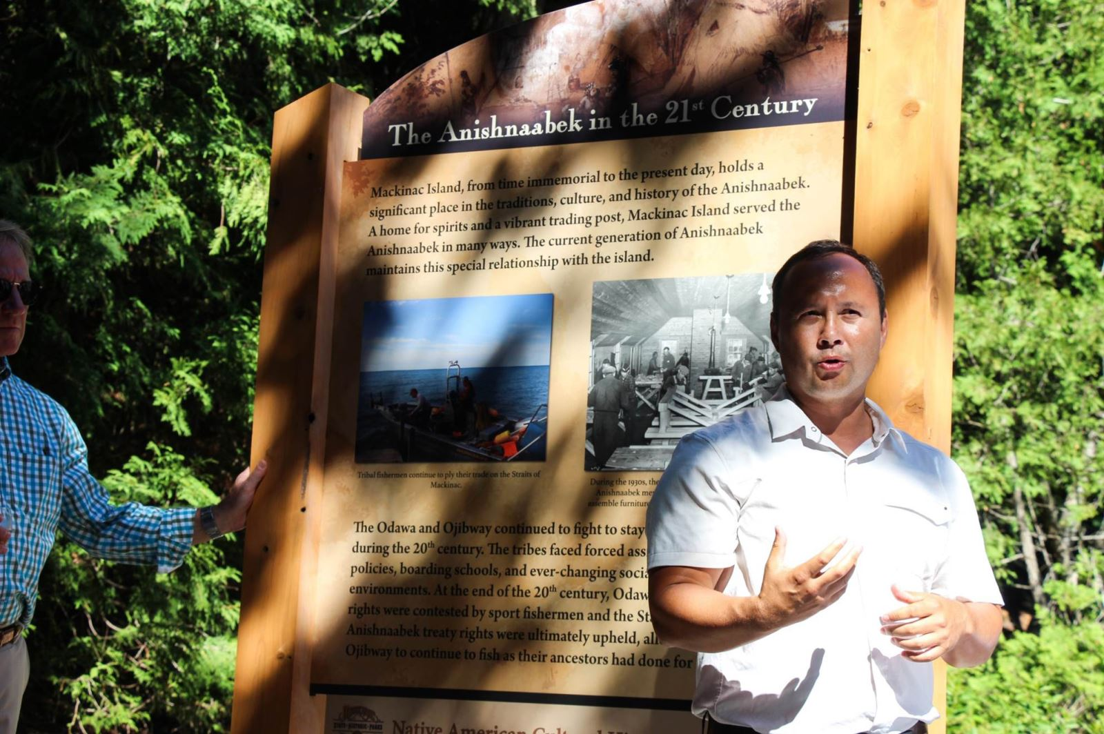 Sunday Stories: Mackinac, Not all Horses and Fudge Native