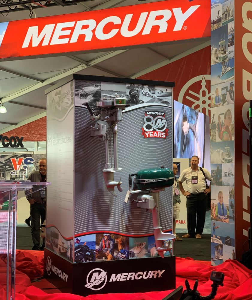 Mercury Marine Grows At The Miami International Boat Show