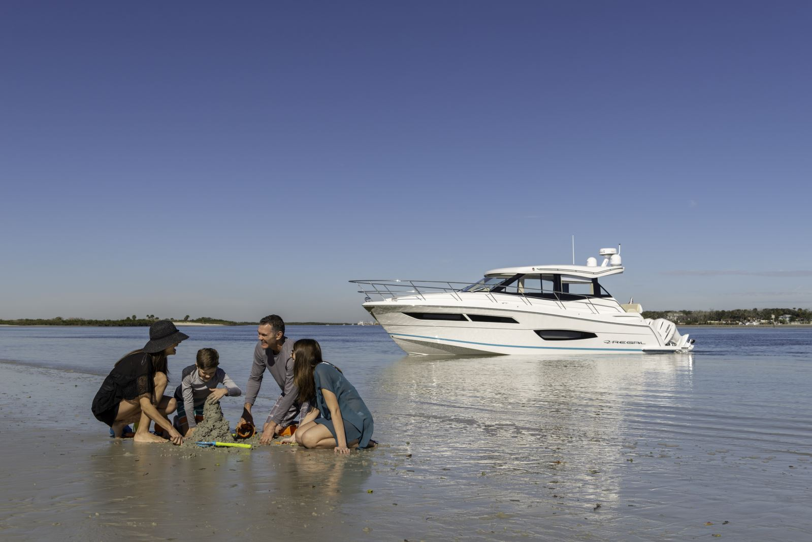 All-New Regal 38 XO Commanding a new segment of the marketplace